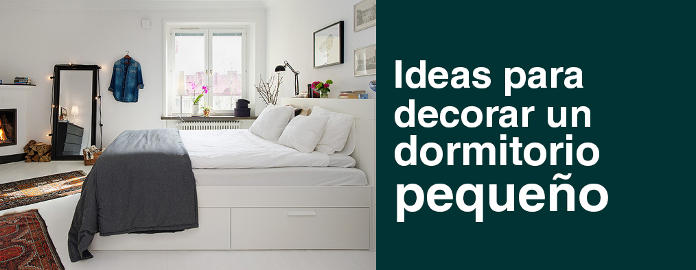 Ideas Para Decorar Un Dormitorio Peque O Urbicasa